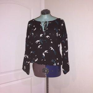 Roxy Long Sleeved blouse